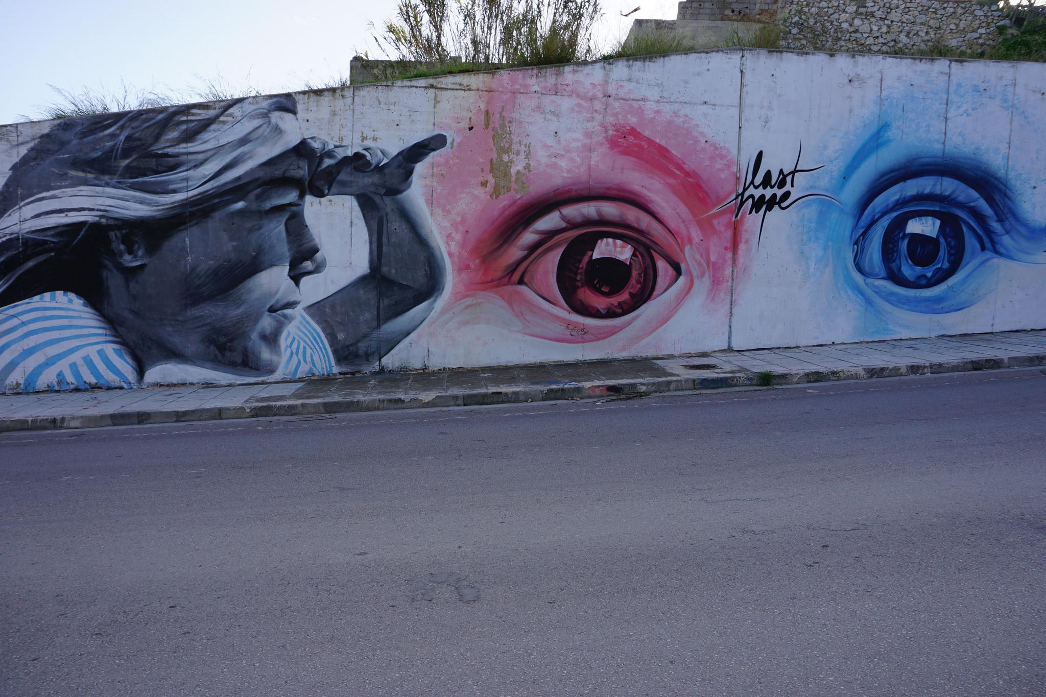 nikaia graffiti