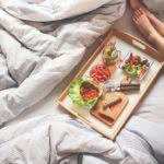 ζευγάρι στο κρεββάτι