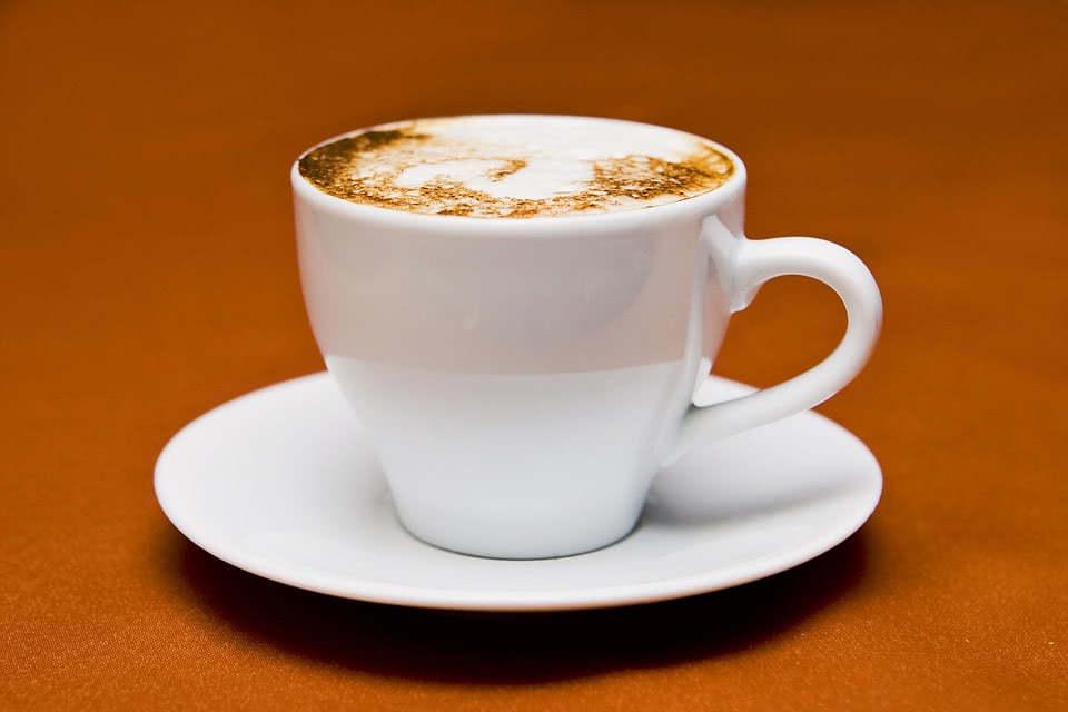 φλυτζάνι με καφέ