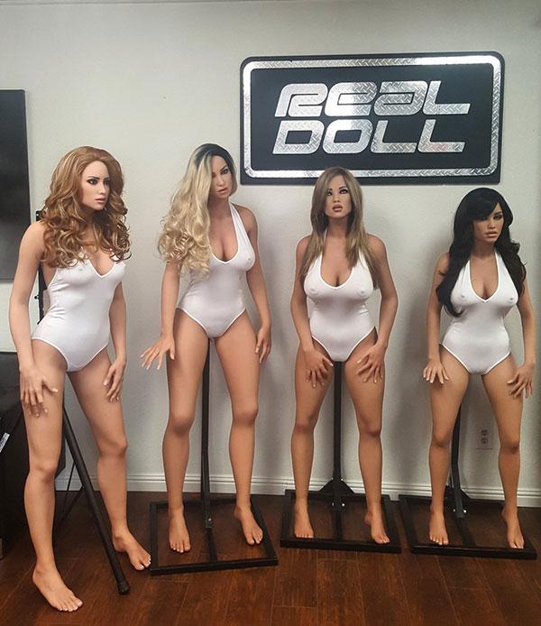ρομπότ κούκλες