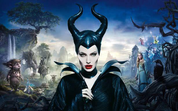Αντζελίνα Τζολί στην ταινία Maleficent