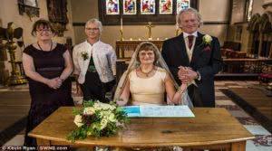 γάμος σε καθολική εκκλησία