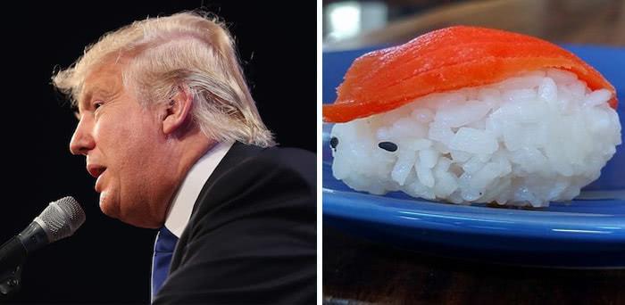 το σούσι έχει τα μαλλιά του πρωθυπουργού