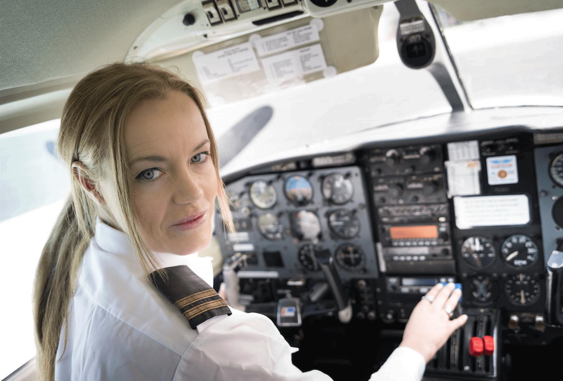 η gwyneth πιλοτάρει