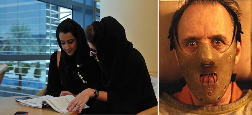 γυναίκες από Αραβία και ο Χάνιμπαλ
