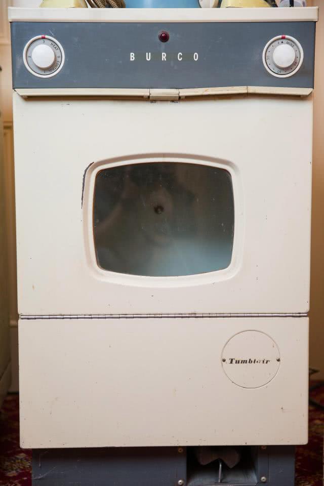παλιό πλυντήριο