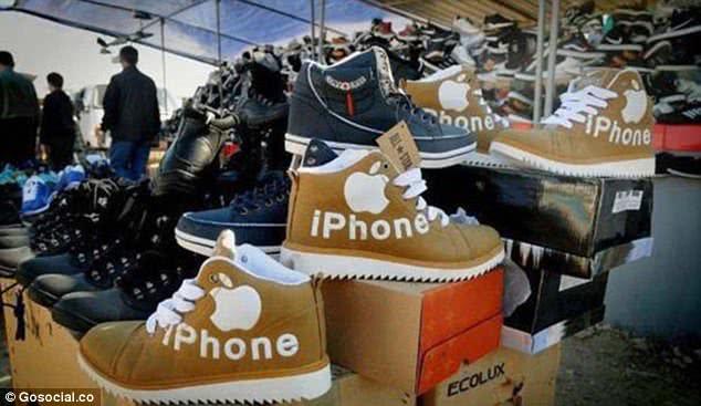 παπούτσια Iphone