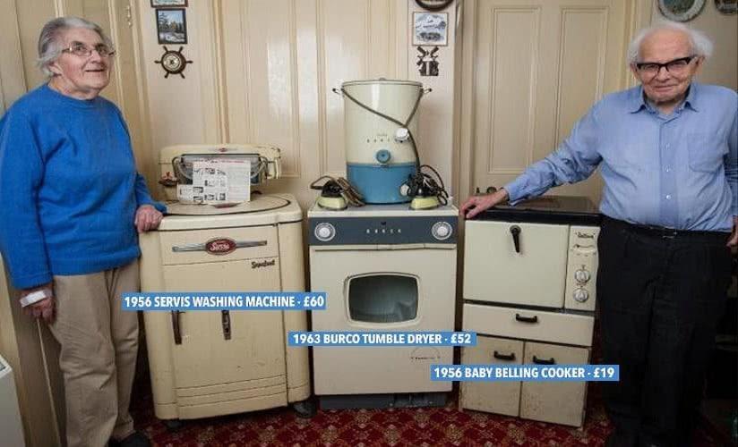 πουλάνε τις οικιακές συσκευές τους