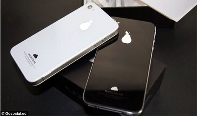 ψεύτικο Iphone
