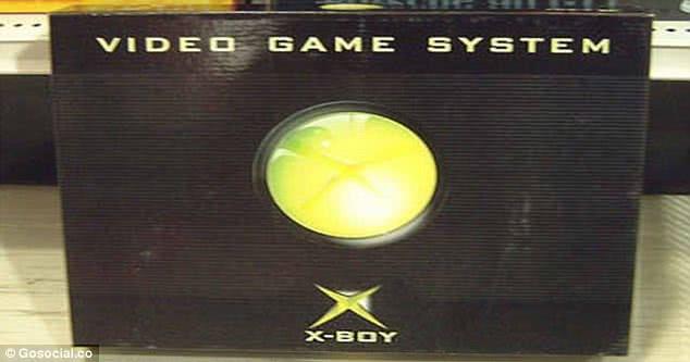 x-boy