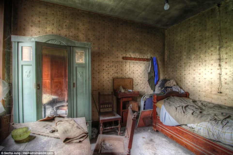 υπνοδωμάτιο ενός ατόμου