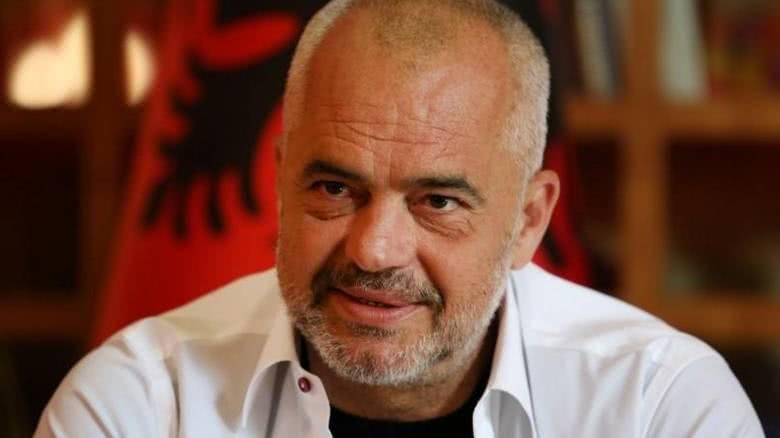 ο αλβανός έντι ράμα