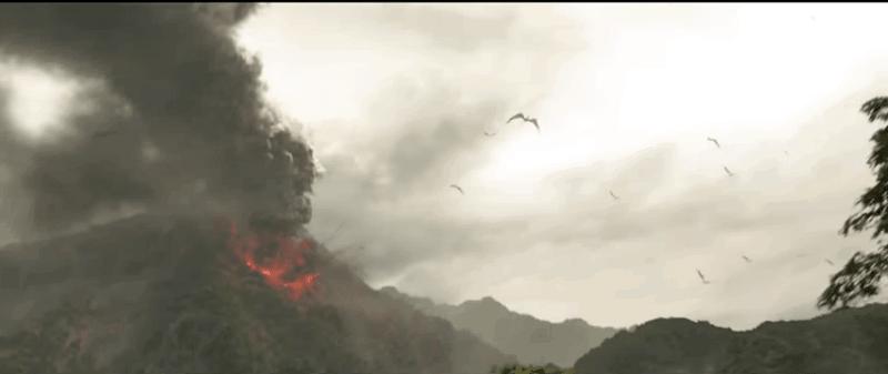 ηφαίστειο σε ενέργεια