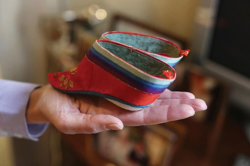κινέζικα παπούτσια
