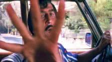 μούντζα οδηγού