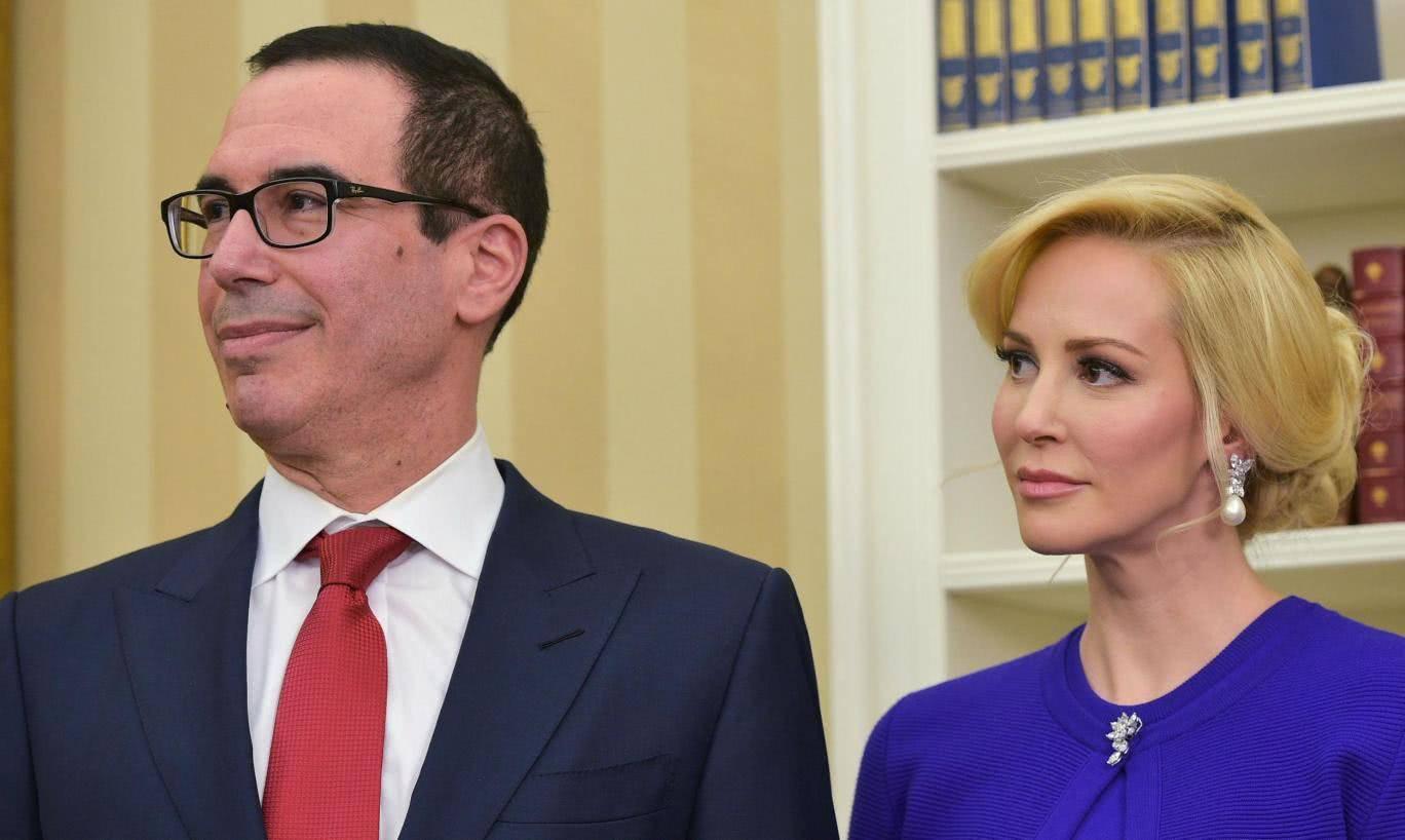 ο στήβεν με την γυναίκα του