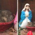 χριστουγεννιάτικη φάτνη