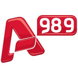 Λογότυπο ράδιφωνικού σταθμού Alpha 98,9