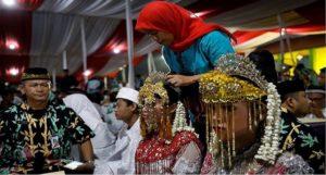 γάμος στην ινδονησία