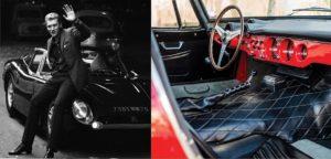 ο τζόνι χαλιντέϊ με αυτοκίνητο