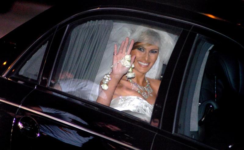 η μελάνια νύφη