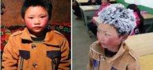 παιδί από κίνα