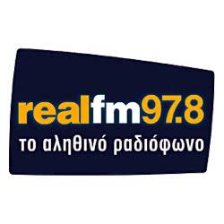 Λογότυπο Real FM