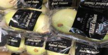 συσκευασμένα κρεμμύδια