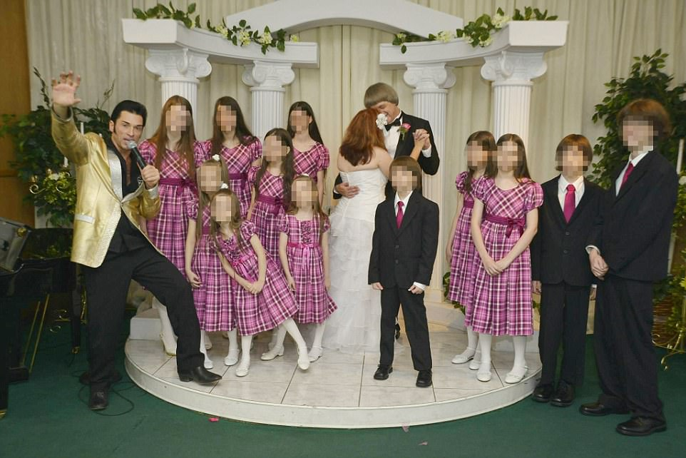 τελετή γάμου