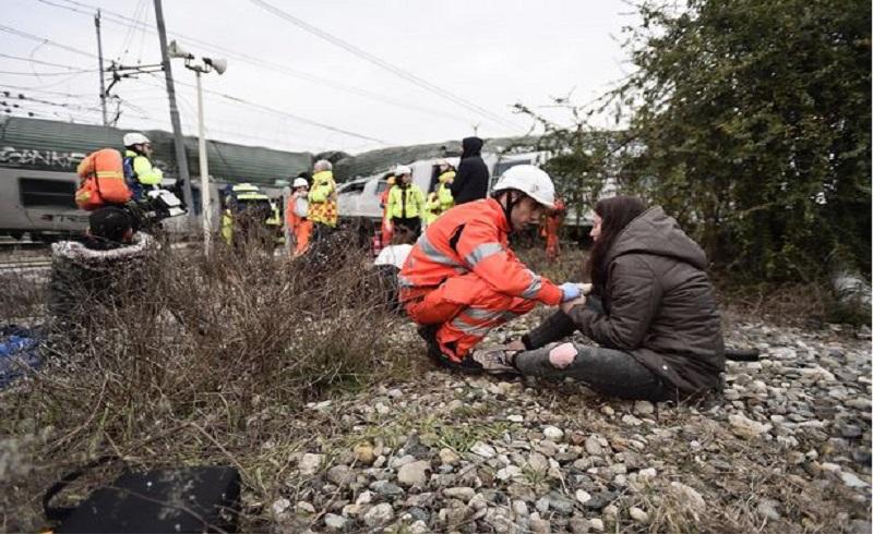 τραυματισμός επιβάτη