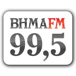 Λογότυπο ράδιφωνικού σταθμού Βήμα FM