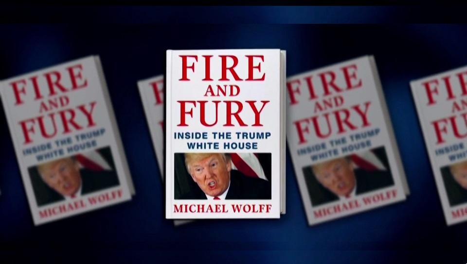 βιβλίο για τραμπ