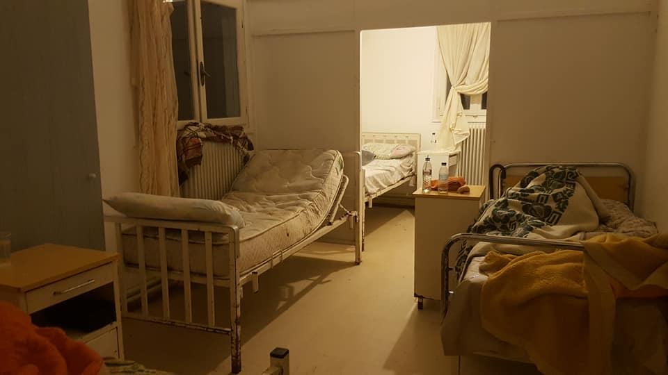 δωμάτια οίκου ευγηρίας