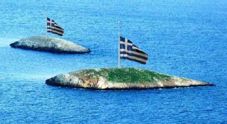 ίμια νησιά