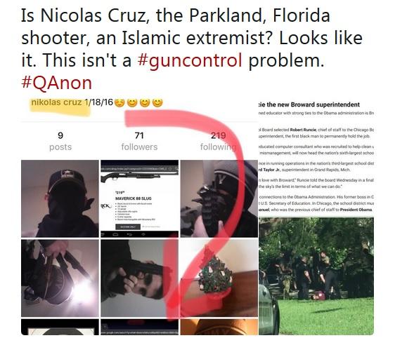 ο δράστης της φλόριντα