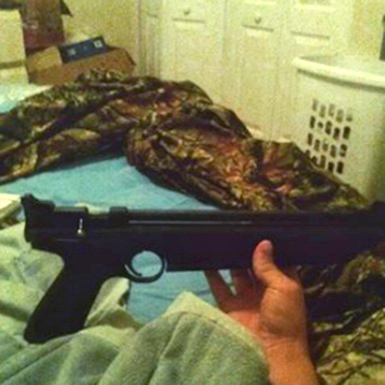 όπλα δράστη