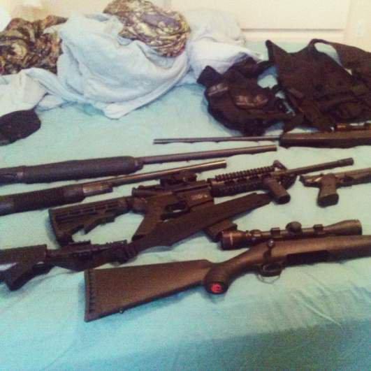 συλλογή όπλων