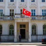 τούρκικη πρεσβεία