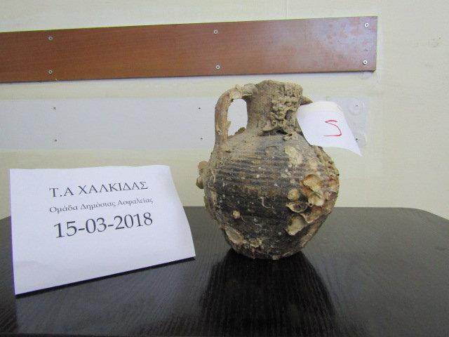 αρχαίος αμφορίσκος