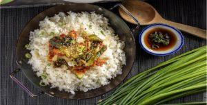 γεύμα με ρύζι