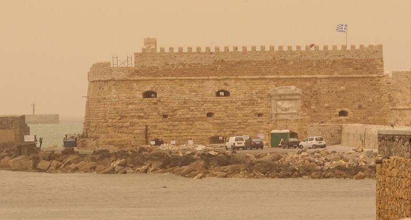 κρήτη κάστρο