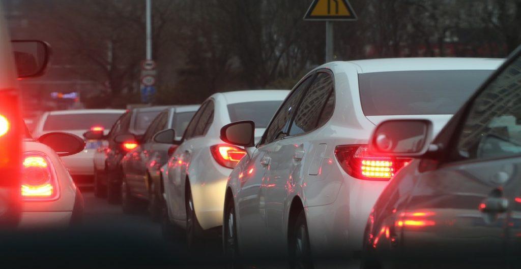 κυκλοφορία αυτοκινήτων
