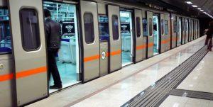 μετρό βαγόνια