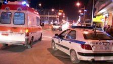 αστυνομία, ασθενοφόρο