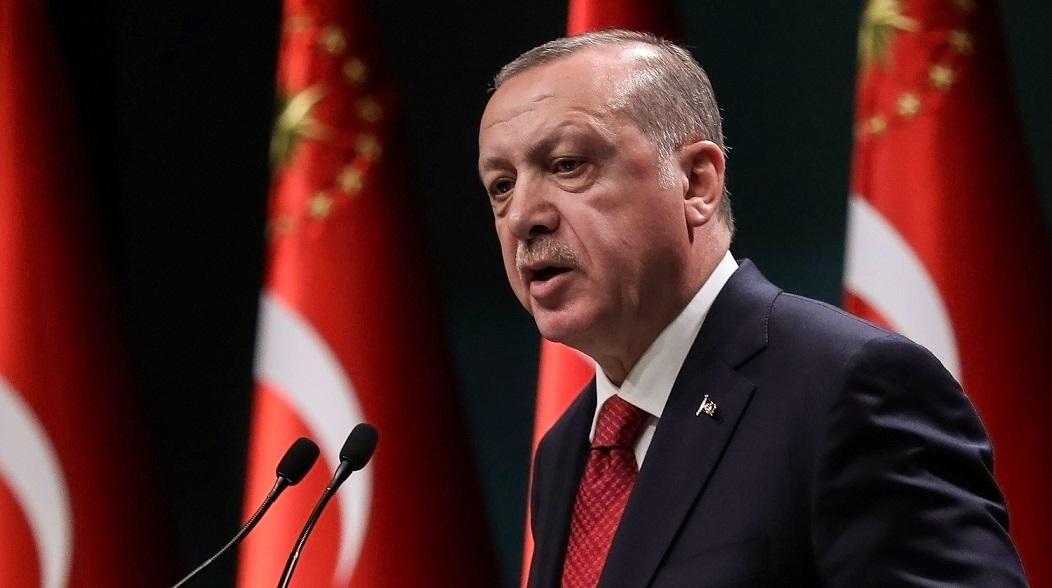 Ερντογάν: Θα διασφαλίσω τα συμφέροντα Τουρκίας σε Αιγαίο, Θράκη, Κύπρο