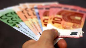 συντάξεις, ευρώ