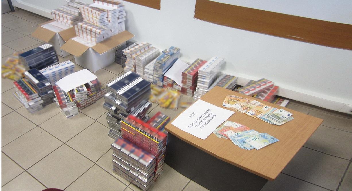 Θεσσαλονίκη: Οικογενειακή επιχείρηση με λαθρεμπόριο τσιγάρων