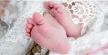 πόδια μωρού