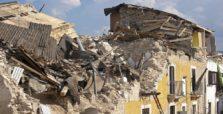 σεισμός γκρεμισμένα σπίτια