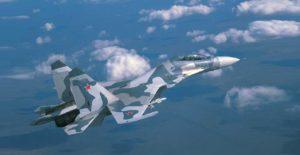 πολιεμικό αεροσκάφος su-30